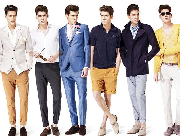 Xu hướng mới cho thời trang nam hiện nay