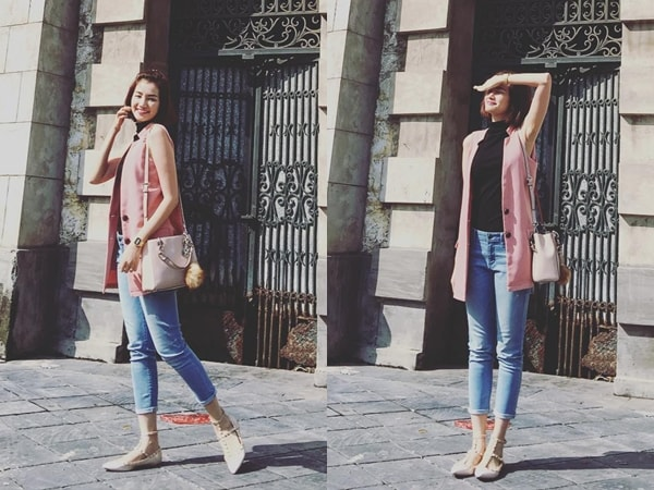 Thời trang cho người lùn 1m50 - Cách chọn và phối đồ chuẩn
