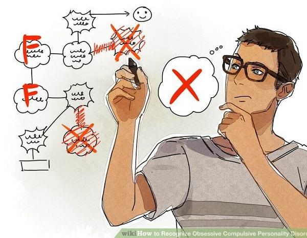 Những câu hỏi về chứng rối loạn nhân cách ám ảnh cưỡng chế 3