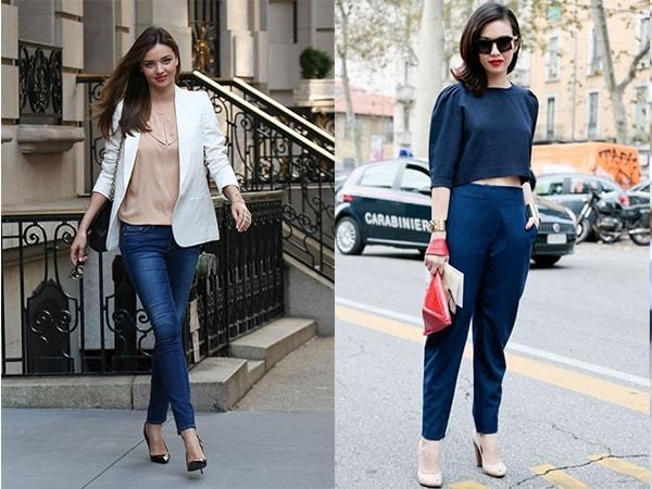 Phụ nữ tuổi 30 nên mặc thế nào để trông trẻ trung hơn?