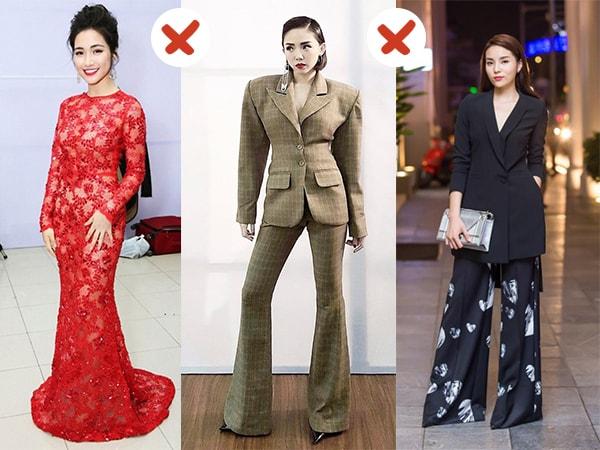 Sai lầm thường gặp khi chọn trang phục khiến phái nữ trông già hơn