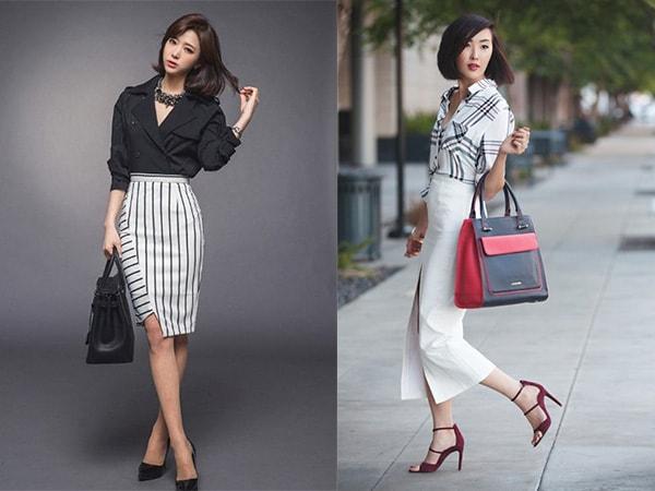 Quy tắc mặc đẹp dành cho quý cô công sở tuổi 30