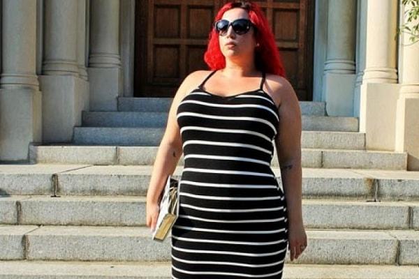 """Lỗi mix đồ khiến cô nàng béo bụng trông càng """"kinh khủng"""" hơn 1"""