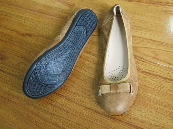 Chọn giày bệt là sự lựa chọn an toàn cho mẹ và bé