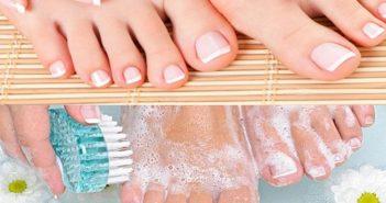 Chăm sóc móng chân đẹp vào mùa lạnh