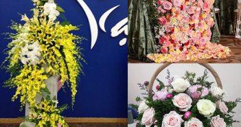 Hoa sự kiện và ý nghĩa từng loại hoa
