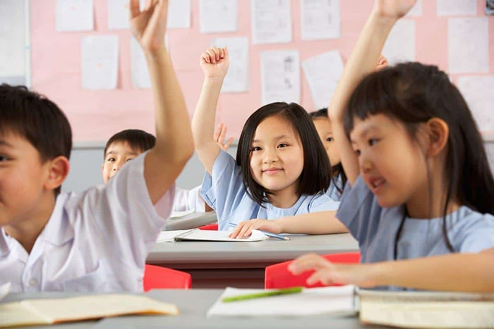 Gia sư là sinh viên là người có thể mang lại cảm hứng trong học tập cho trẻ