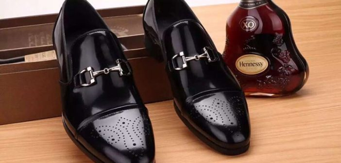 Những mẫu giày nam hàng hiệu đẹp đang được ưa chuộng