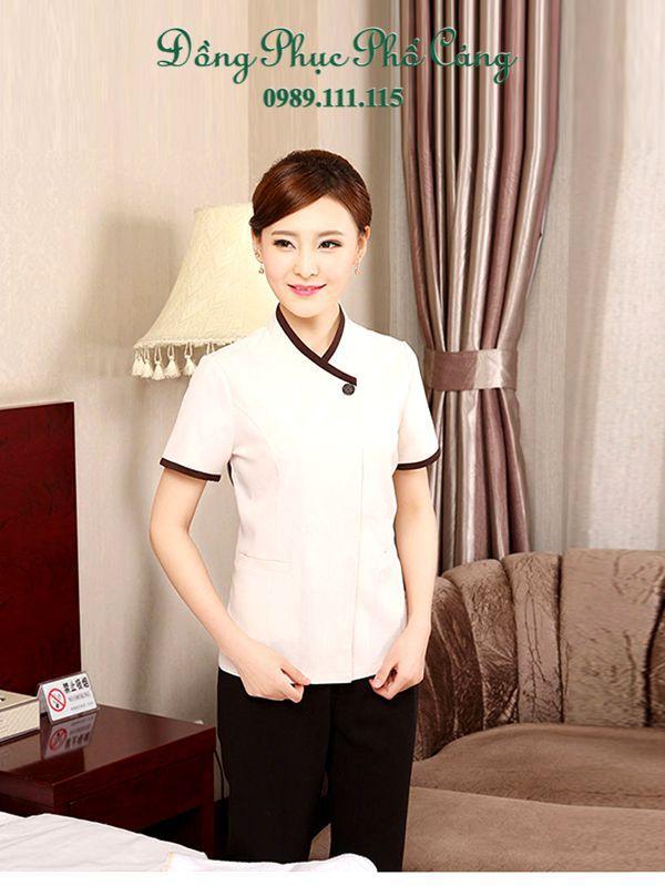 Mẫu đồng phục nhân viên nữ