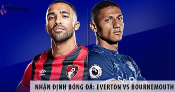 Nhận đính bóng đá: Everton vs Bournemouth, 22h00 ngày 26/07 giải Ngoại Hạng Anh
