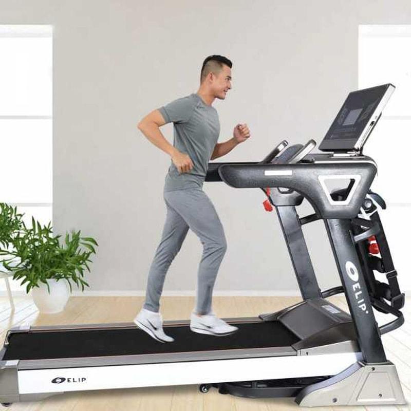 Máy chạy bộ đem đến nhiều lợi ích cho sức khỏe